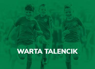Warta Talencik - program Akademii Warty Poznań