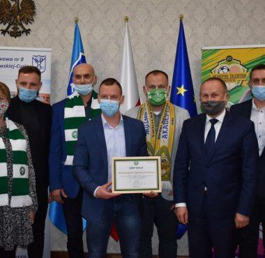Akademia Warty Poznań nawiązała współpracę z Akademią Talentów Krotoszyn