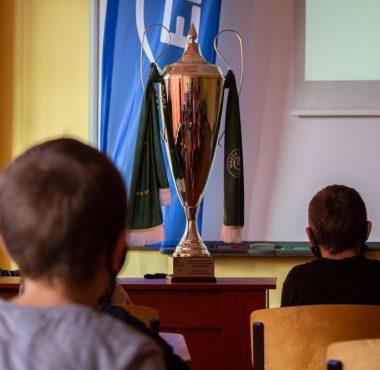 Enea Akademia Sportu w Szkole Podstawowej nr 27 w Poznaniu