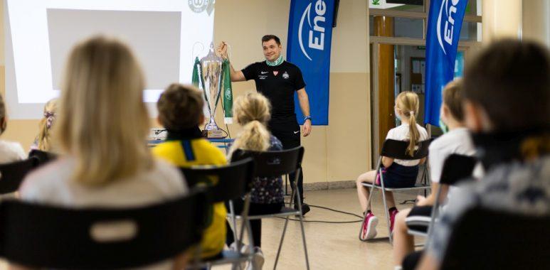 Enea Akademia Sportu w Szkole Podstawowej nr 78