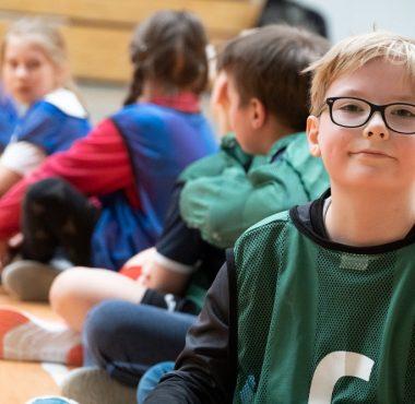 Enea Akademia Sportu w Szkole Podstawowej nr 78 w Poznaniu