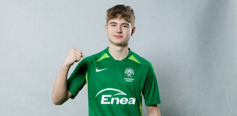 Bartosz Falbierski powołany do kadry Polski U-17