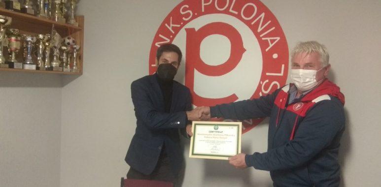 Polonia Nowy Tomyśl klubem partnerskim Warty Poznań
