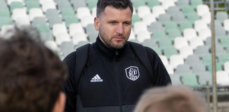 Marcin Brzozowski Akademia Piłkarska Szczecinek